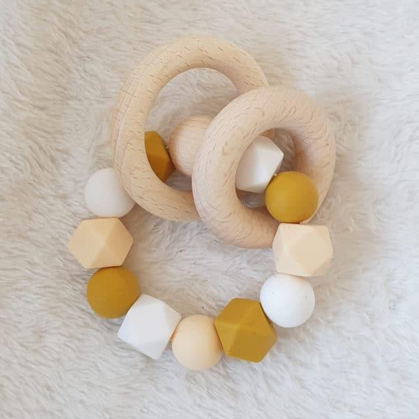 anneau moutarde