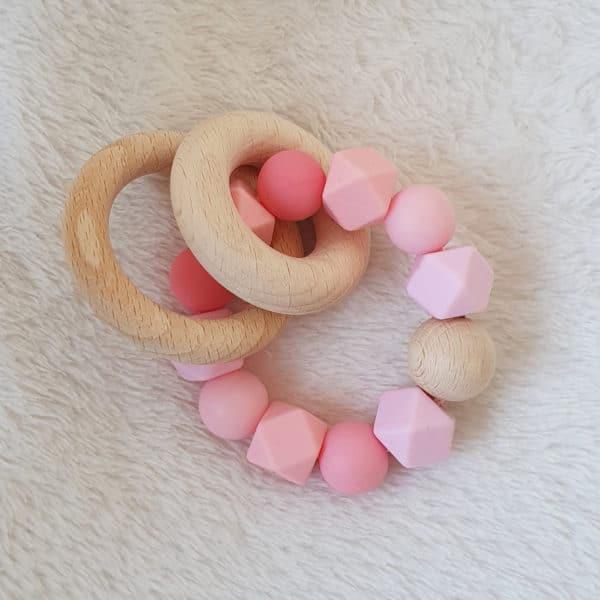 anneau rose