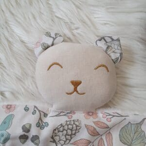Doudou chat FOREST