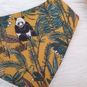 Bavoir bandana PANDA
